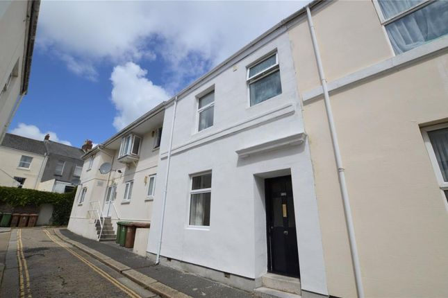 Thumbnail Terraced house for sale in Guildford Street, Plymouth, Devon