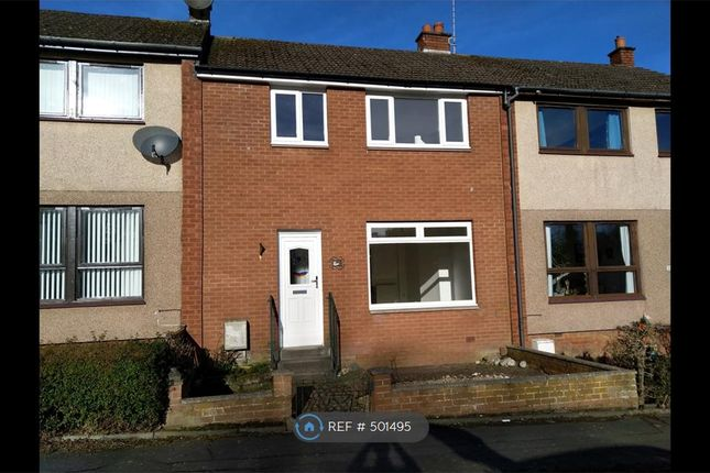 Thumbnail Terraced house to rent in Murray Crescent, Falkirk