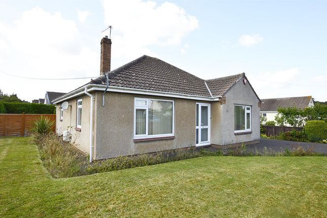 Thumbnail Detached bungalow for sale in St. Johns Crescent, Midsomer Norton, Radstock, Somerset