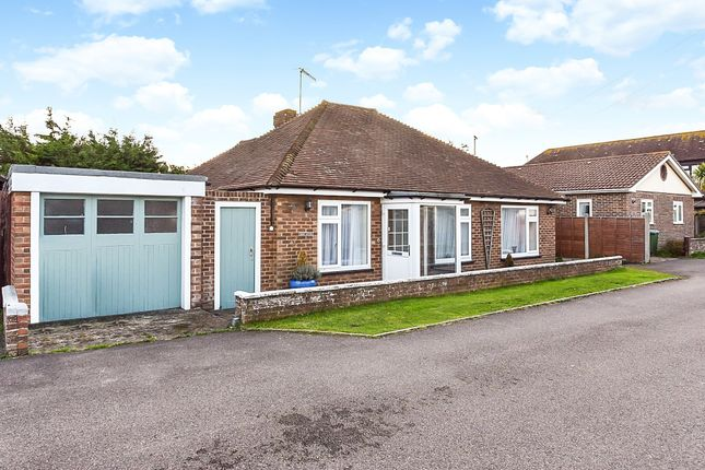 Thumbnail Detached bungalow for sale in 3 Tuscan Avenue, Middleton-On-Sea