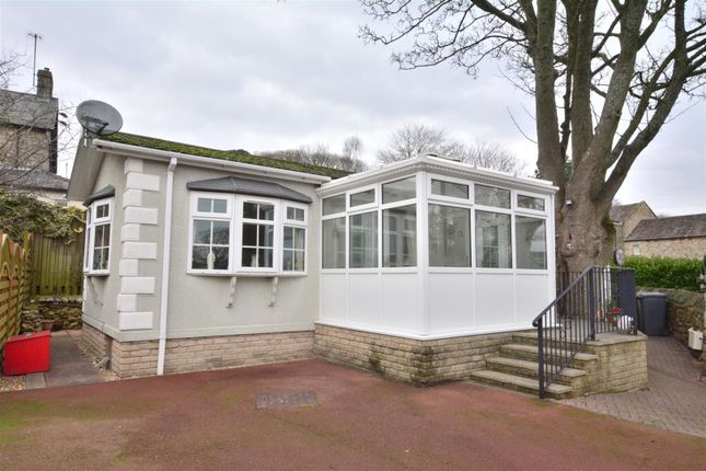 Thumbnail Mobile/park home for sale in Lune View, Halton, Lancaster