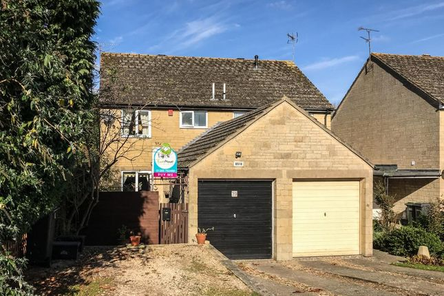 Thumbnail Semi-detached house for sale in The Lennards, South Cerney, Cirencester