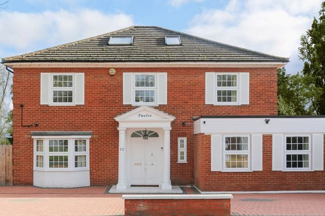 Thumbnail Detached house for sale in Grantham Close, Stanmore Borders