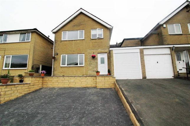 Thumbnail Detached house for sale in Parkdale Drive, Kebroyd, Sowerby Bridge