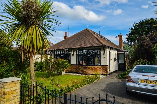 Thumbnail Bungalow for sale in Shipwrights Drive, Thundersley, Essex