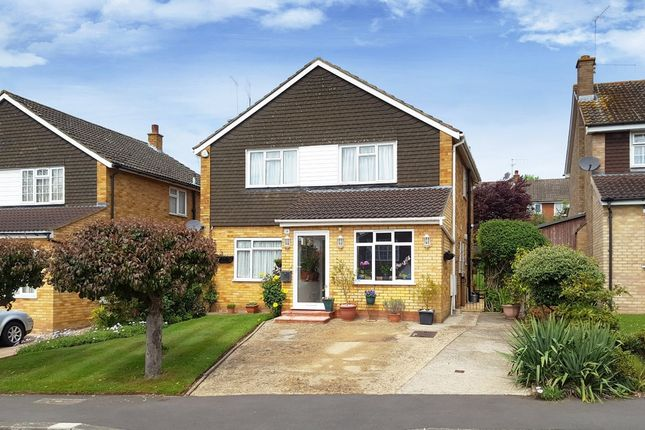 Thumbnail Detached house for sale in Birchmead Avenue, Pinner