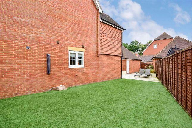 Side Garden of Brookfield Drive, The Acres, Horley, Surrey RH6