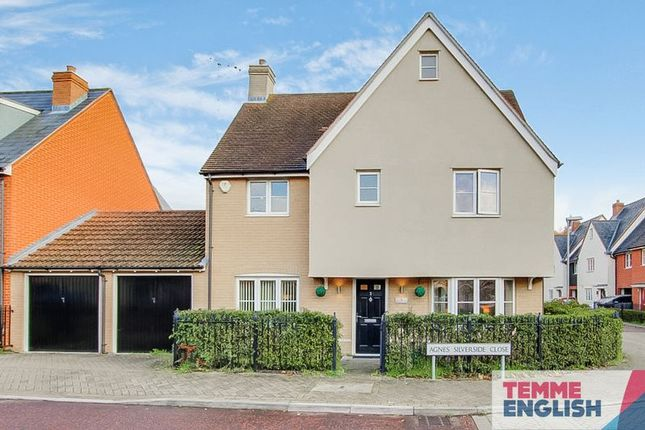 Thumbnail Property for sale in Agnes Silverside Close, Colchester