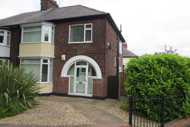Thumbnail Semi-detached house for sale in Beverley Road, Hull