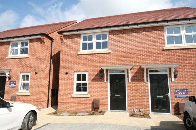 Thumbnail Semi-detached house to rent in Hasler Grove, Aldingbourne, Chichester