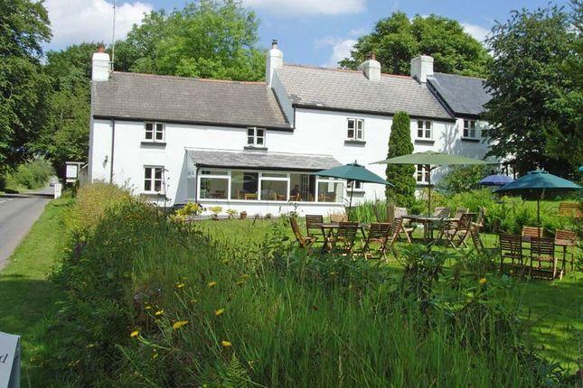 Thumbnail Detached house for sale in Postbridge, Dartmoor