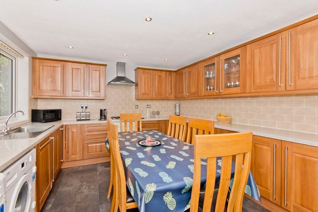 Kitchen of Trottick Circle, Old Glamis Road, Dundee DD4