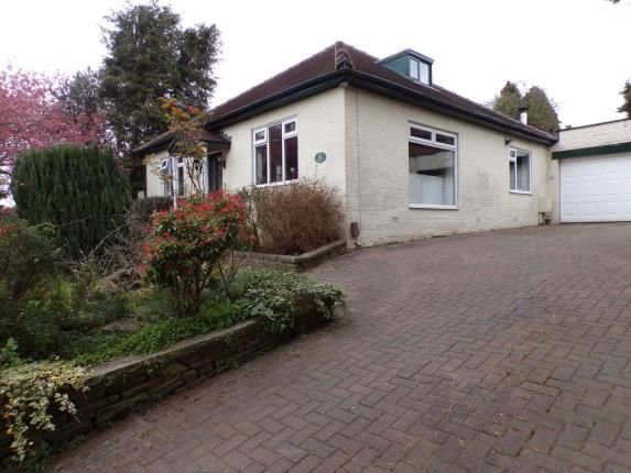 Thumbnail Bungalow for sale in Ley Lane, Marple Bridge, Stockport, Cheshire
