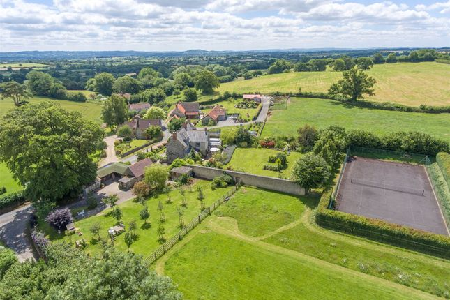 Thumbnail Equestrian property for sale in Wolverton, Zeals, Warminster, Wiltshire