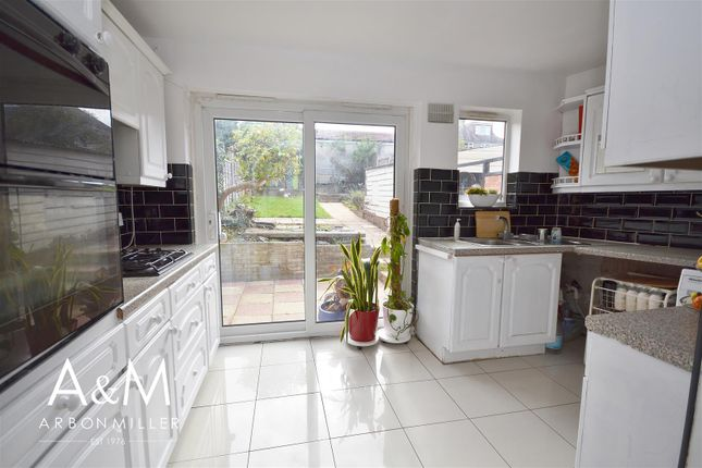 Extended Kitchen of Dovedale Avenue, Clayhall, Ilford IG5
