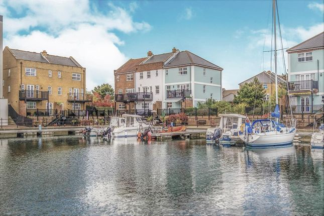 Thumbnail Town house for sale in St. Lawrence Mews, Eastbourne