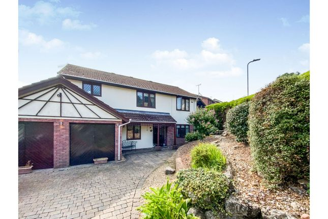 Thumbnail Detached house for sale in Ffos-Y-Fran, Newport