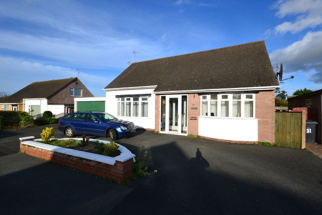 Thumbnail Detached bungalow for sale in Bryn Twr, Abergele