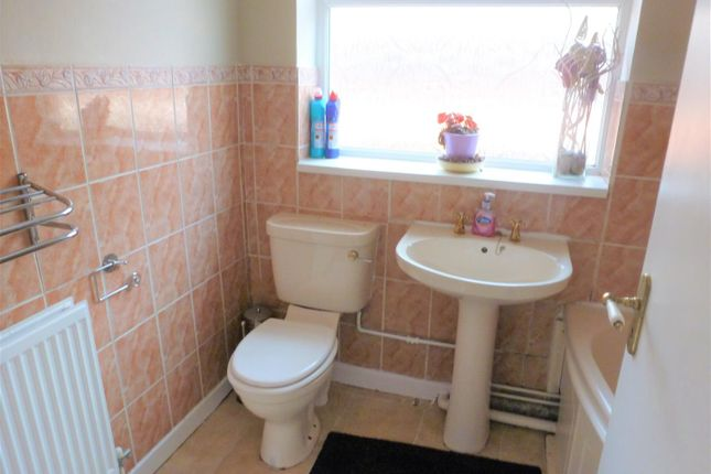 Bathroom of Earle Street, Wrexham LL13