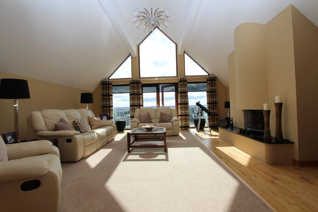 Thumbnail Detached house for sale in Bunillidh House, Newmore, Invergordon