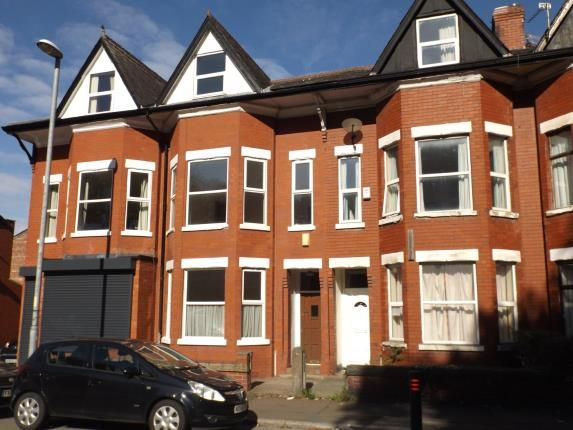 Thumbnail Terraced house for sale in Platt Lane, Fallowfield, Manchester, Greater Manchester