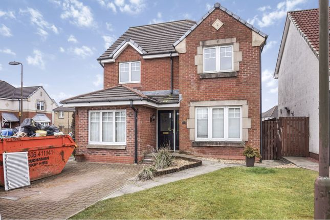 Thumbnail Detached house for sale in Northpark Place, Livingston