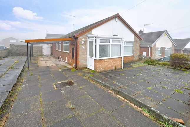 3 bed detached bungalow for sale in Merrion Drive, Bradeley, Stoke-On-Trent ST6