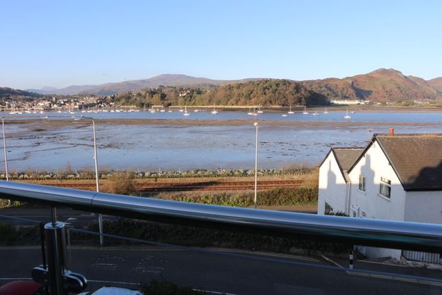 Thumbnail Detached house for sale in Pentywyn Road, Deganwy, Conwy