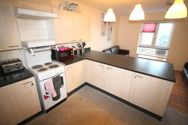 Thumbnail Flat to rent in Gwennyth Street, Roath, Cardiff