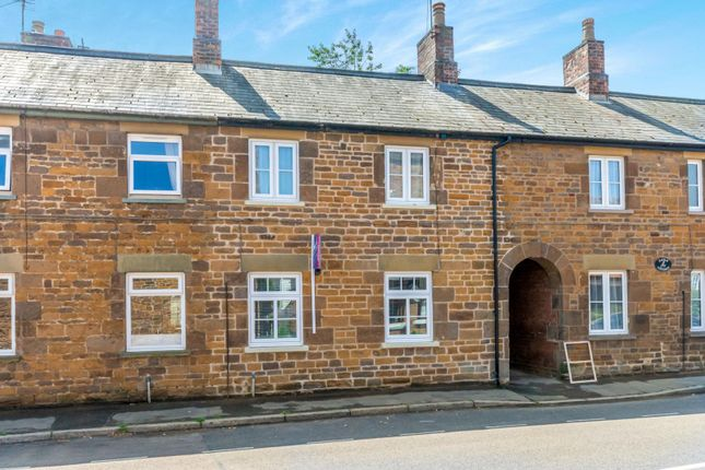 Thumbnail Terraced house to rent in North Street West, Uppingham, Oakham