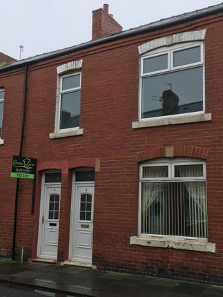 Thumbnail Flat to rent in Maughan Street, Blyth