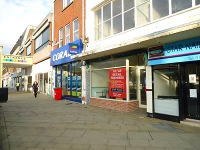 Thumbnail Retail premises to let in 59 West Street, Fareham, Hampshire