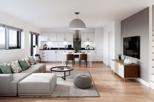 1 bedroom flat for sale in Trafford Road, Salford