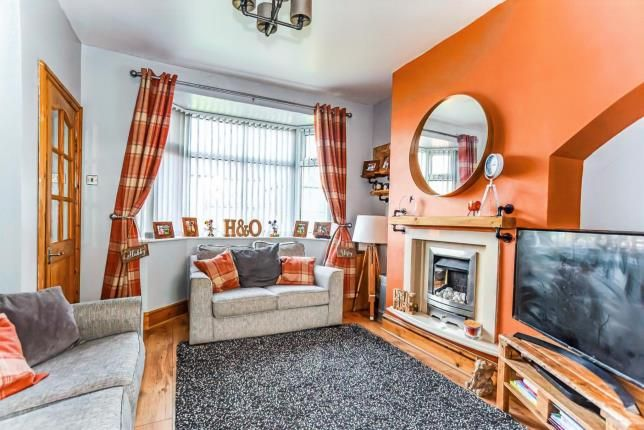 Lounge of Beverley Avenue, Denton, Manchester, Greater Manchester M34