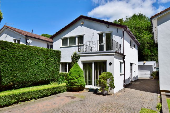 Thumbnail Detached house for sale in Brookside Close, Caerphilly