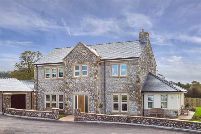 Thumbnail Detached house for sale in Bowland View, Mill Lane, Gisburn, Clitheroe