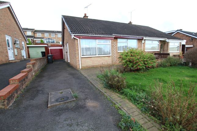 Thumbnail Bungalow to rent in Hawks Drive, Burton-On-Trent