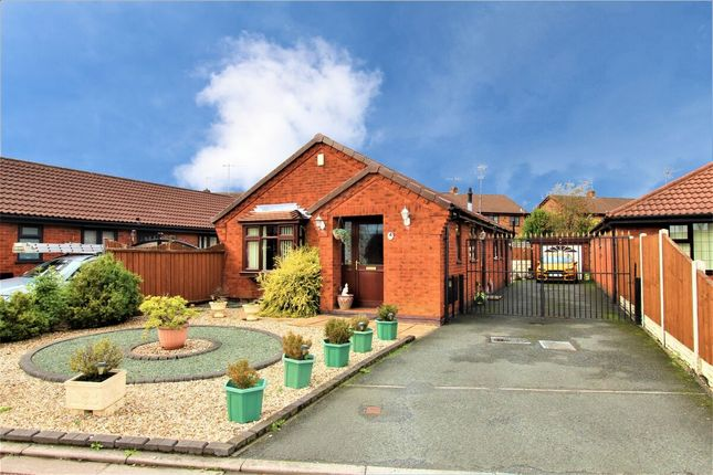 Thumbnail 3 bed bungalow to rent in Buttermead Close, Trowell, Nottingham