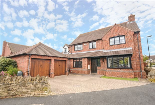 Thumbnail Detached house for sale in Stoke Park Close, Bishops Cleeve, Cheltenham, Gloucestershire