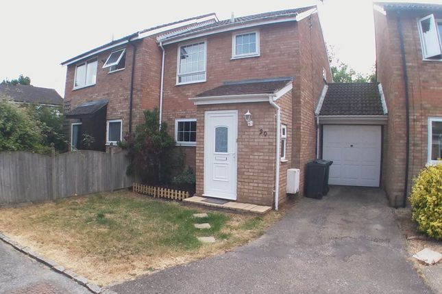 Thumbnail Semi-detached house to rent in Birchett, Singleton, Ashford, Kent