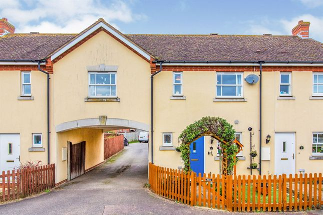 Thumbnail Terraced house for sale in School Lane, Lower Cambourne, Cambridge