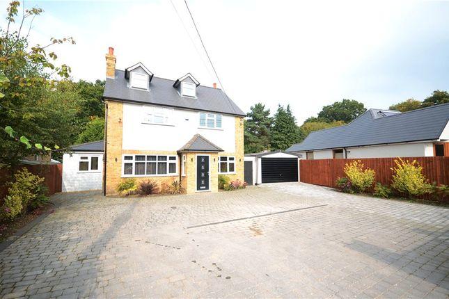 Thumbnail Detached house for sale in Salisbury Terrace, Mytchett, Camberley