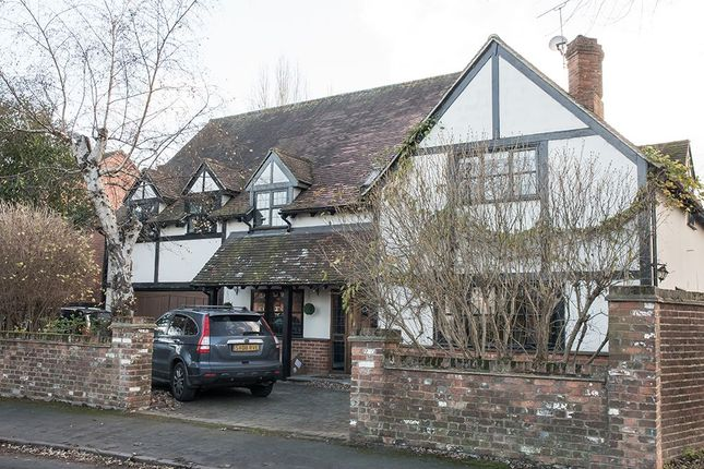 Thumbnail Detached house for sale in The Tarns, Timsway, Staines-Upon-Thames