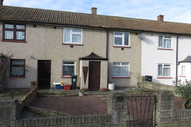 Thumbnail Terraced house to rent in Cobham Road, Heston