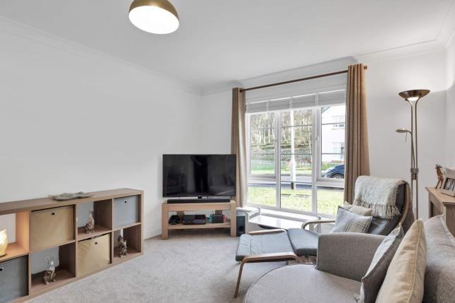 Lounge of Craig Hill Place, Fairlie, Largs, North Ayrshire KA29