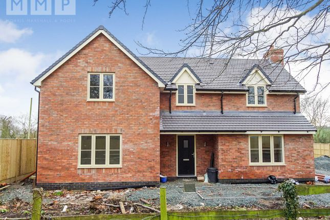Thumbnail Detached house for sale in 1 Beech Tree Lane, St Martins Moor, Oswestry, Shropshire