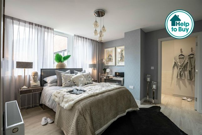 Thumbnail Flat for sale in Lovell House, High Street, Uxbridge