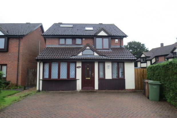 Thumbnail Property to rent in Alexander Close, Abingdon
