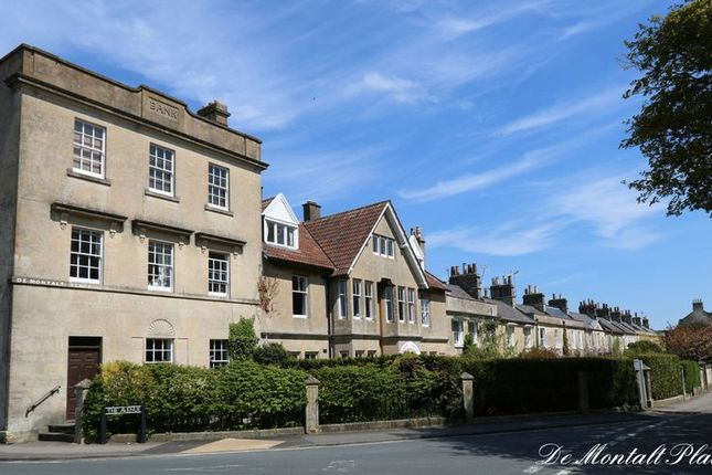 Thumbnail Flat for sale in De Montalt Place, Combe Down, Bath