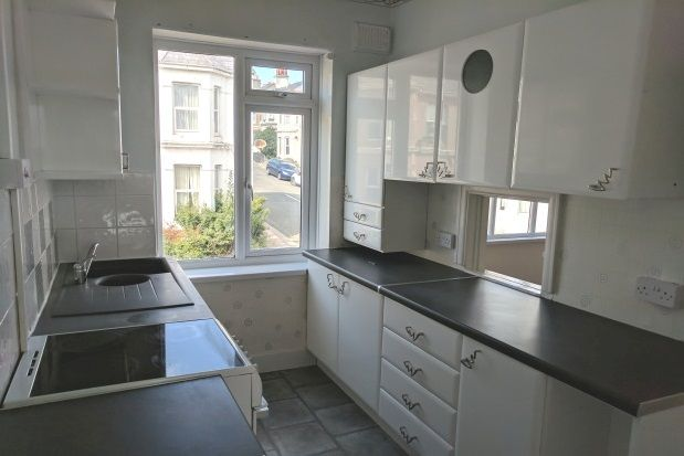 2 bed flat to rent in Beaumont Road, St. Judes, Plymouth